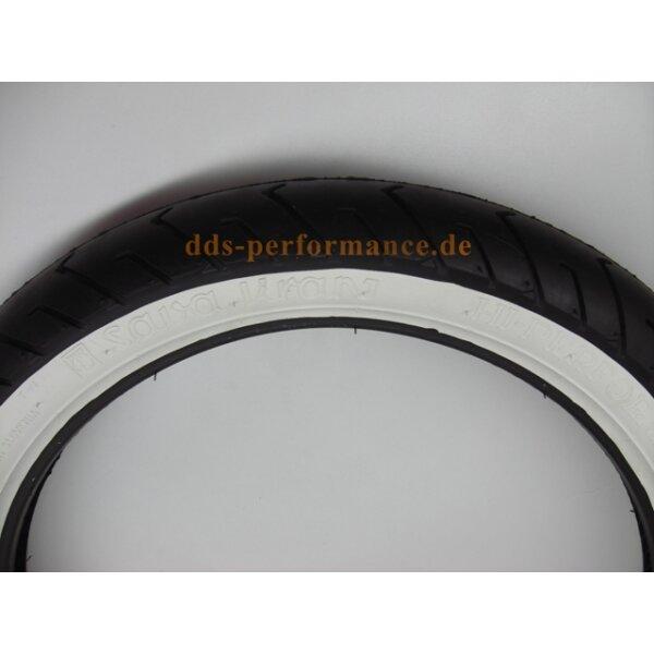 Reifen Mitas 2,75x16 MC2 (46J) Weißwand