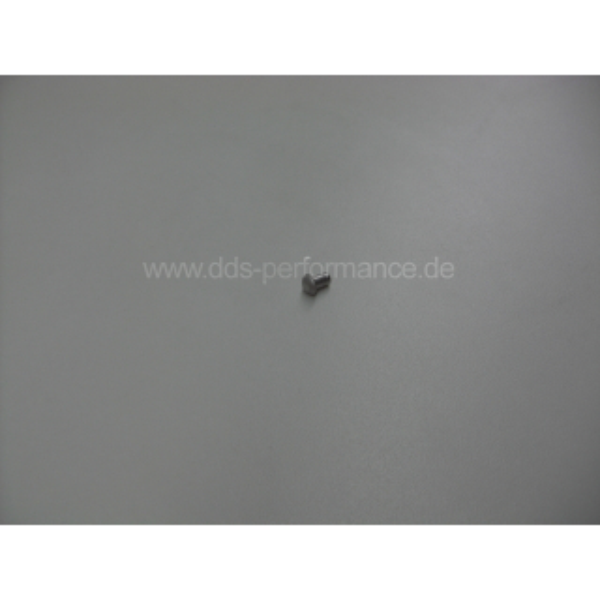 Halbrundniet 4x6 für Scheuerleiste Motortunnel KR51