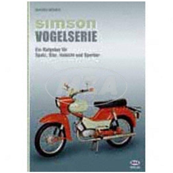 """Buch """"SIMSON - Vogelserie"""""""