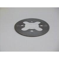 Kupplungsscheibe Metall SR1,SR2,KR50 1,5mm