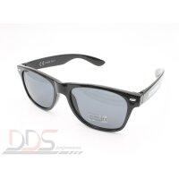 Sonnenbrille schwarz mit Simson Logo
