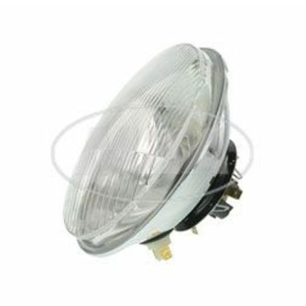 Scheinwerfereinsatz mit Standlichtfassung - Bilux 25/25W, 35/35W