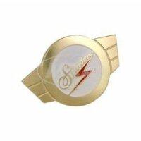 Warenzeichenplakette gold für Lenkerabdeckung KR51,SR4-