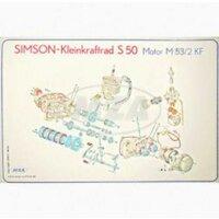 Motorregenerierung KR51/1, SR4-2 - mit Kurbelwelle