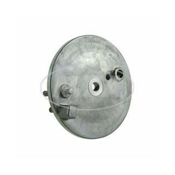 Bremsschild hinten - natur - mit Loch f. Bremskontakt - S51,KR51/2