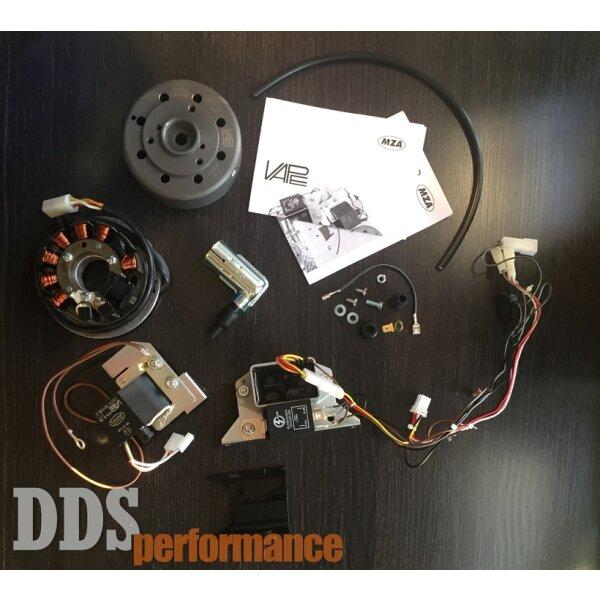 Vape Umrüstsatz (ohne Batterie, Hupe und Leuchtmittel) S50,S51,S70