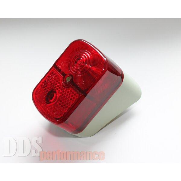 Rücklicht komplett eckig (alte Ausführung) KR51/1,SR4-