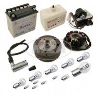 Vape Umrüstsatz (mit Batterie, Hupe und...