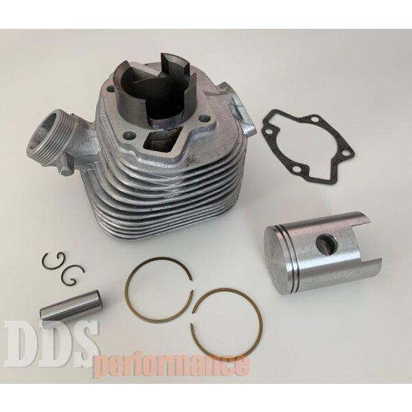 Zylinder (Almot) + Kolben (Barikit) - 50ccm für KR51/1,SR4-2,SR4-4