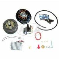 Lichtmagnetzündanlage 12V 180W mit integrierter...