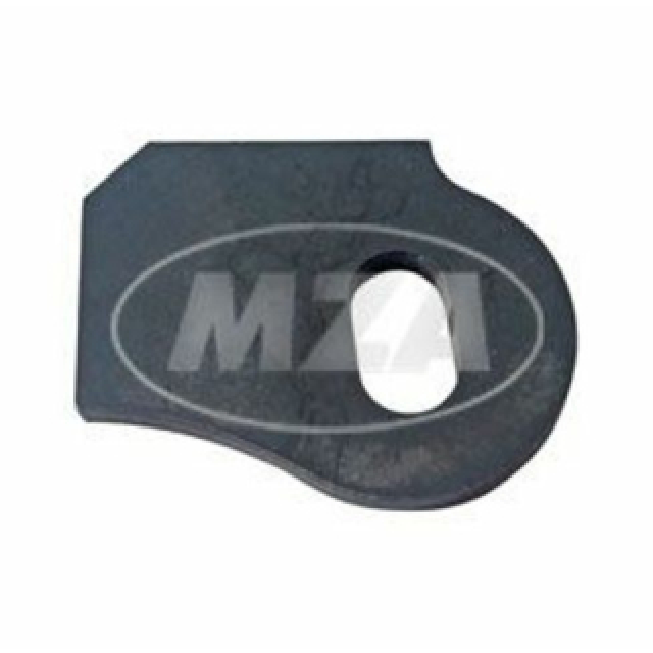 Knotenblech für Befestigung Rahmenunterzug - S50,S51,S70