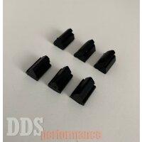 6x Gummipuffer für Seitenbleche - SR4-