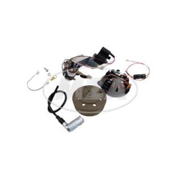 Vape Umrüstsatz (ohne Batterie, Hupe und Leuchtmittel) -Magnete vergossen- KR51