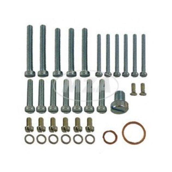 Set: Normteile Motor - Gehäuse und Deckel - S50