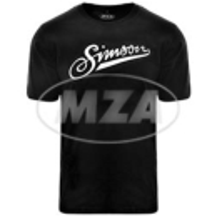 T-Shirt - schwarz - Motiv: SIMSON