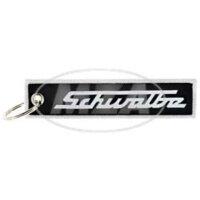 Schlüsselanhänger - Stoff - Motiv: Schwalbe