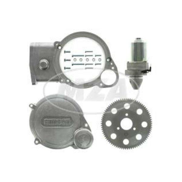 Set: Elektrostarter, Anlasser für 12V Vape-Zündung - S51,S70,SR50