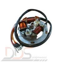 Grundplatte 8307.12-100 -  12V Unterbrecher (35/21W)...