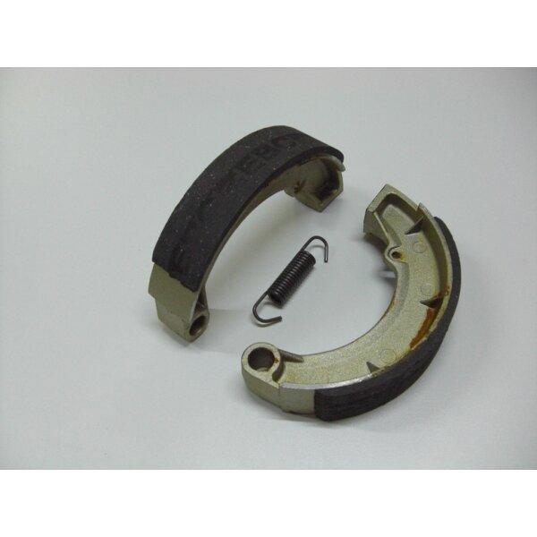 Bremsbacken Set (EBC) für MZ ES,TS,ETZ (Radnabe mit Ø160mm)