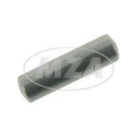 Zylinderstift 2,5x8-St (DIN 7- h8) - für Kupplung -...