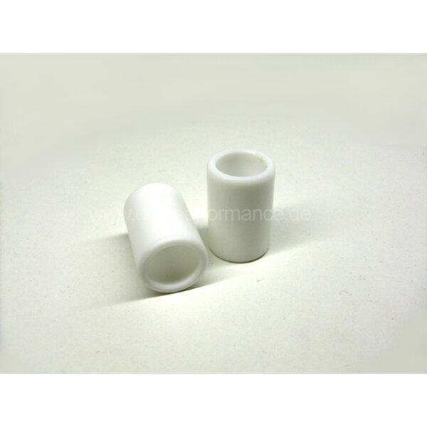 2 Polyamidbuchsen (Schwinge/Motorlager) KR51
