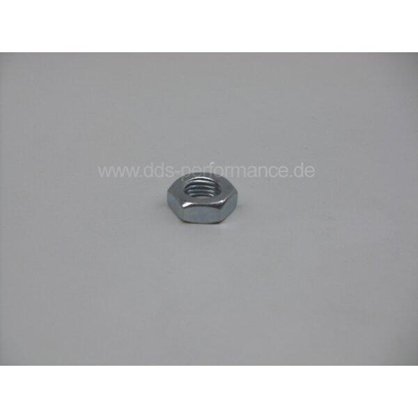 Sechskantmutter M12x1,5 DIN 936 (6,8mm hoch)