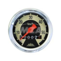 Tachometer ø48mm SR2E,SR4-1,KR50 bis 60 km/h