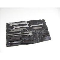 Werkzeugtasche (10-teilig) gepackt schwarz